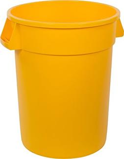 Carlisle 34103204 Bronco Round Waste Container Only, 32 Gall