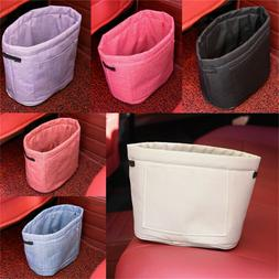 Foldable Car Truck Trash Can Rubbish Bin Waste Container Oxf