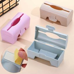 Home Organizer Hanging Storage Box Trash Can Plastic Contain