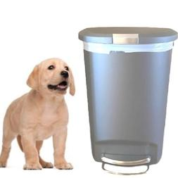 Pet Proof Garbage Can Kitchen 12 Gallon Dog Cat Resistant Me