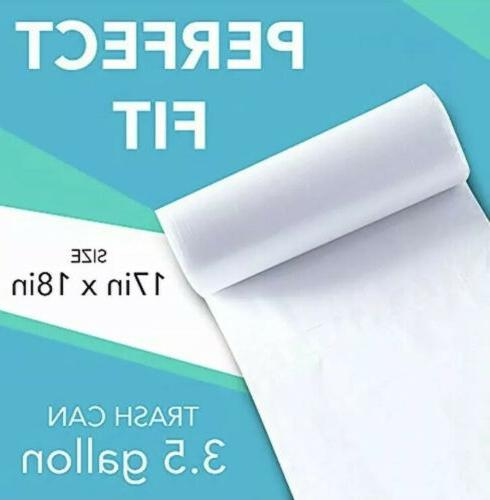 100 ct 4 Bag Garbage Small Bags