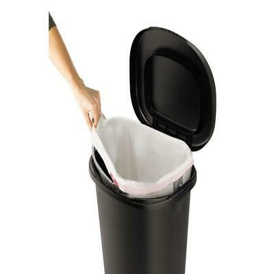 Can Garbage Container 13 Black