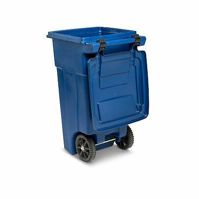 Toter with - Blue, 32-Gallon, ANA32
