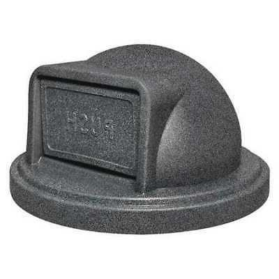 416j28 trash can top dome round cap