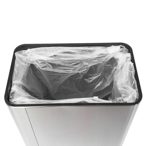 Automatic Steel Garbage Can Free Motion