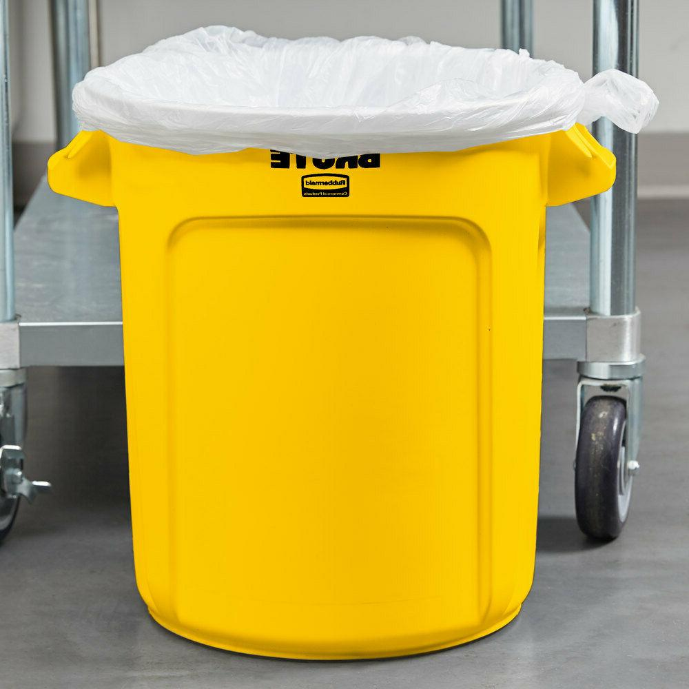 Rubbermaid Commercial Products Garbage 10- 55 Bin Lid