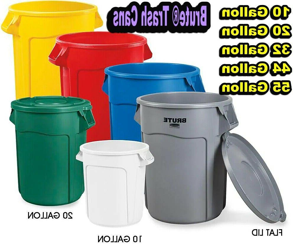 commercial products brute garbage 10 55 gal