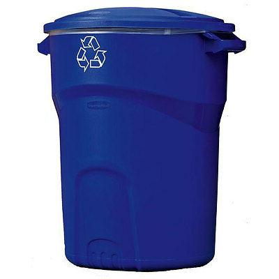 32 Rubbermaid Recycling Can Trash Container