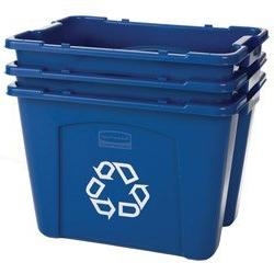Rubbermaid® Commercial Stacking Recycle