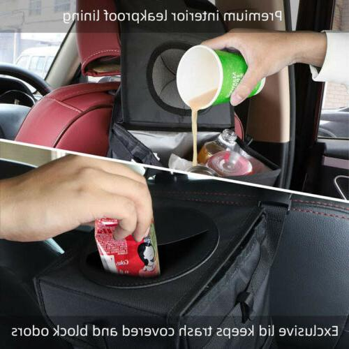 Foldable Car Truck Can Rubbish Container Waterproof Bags