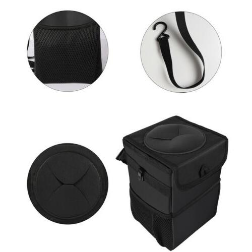 Foldable Trash Can Rubbish Container Waterproof Garbage