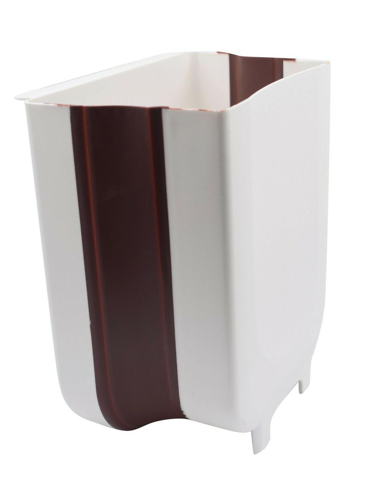 Hanging can for Kitchen Cabinet, Waste Bin, Collapsible