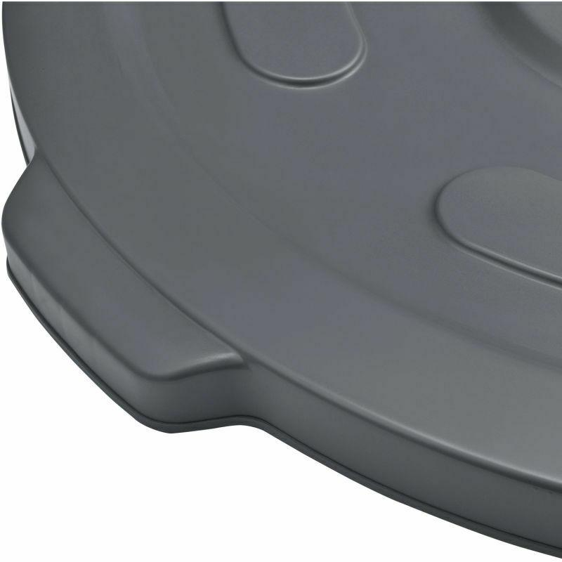 Long Lasting Trash Container Lid, Can Lid - 55 Gallon