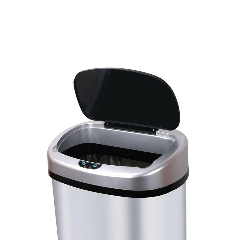 New 13-Gallon Touchless Trash