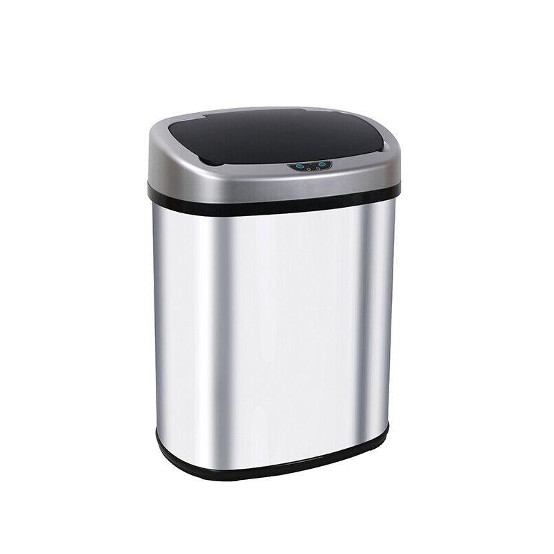 New Sensor Automatic Touchless Trash Office Ash
