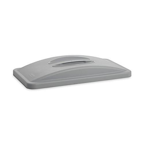 Rubbermaid Handle x 11 2 3/4 Inches, Plastic, Light Gray