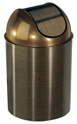 Small Trash Can With Lid Bedroom Room Bathroom Waste Umbra S