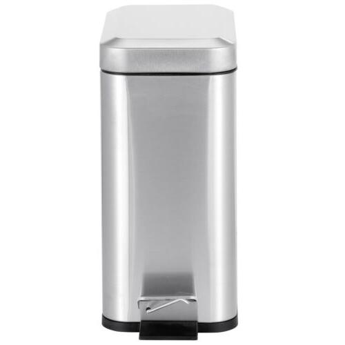 5L Stainless Can Pedal Ashcan