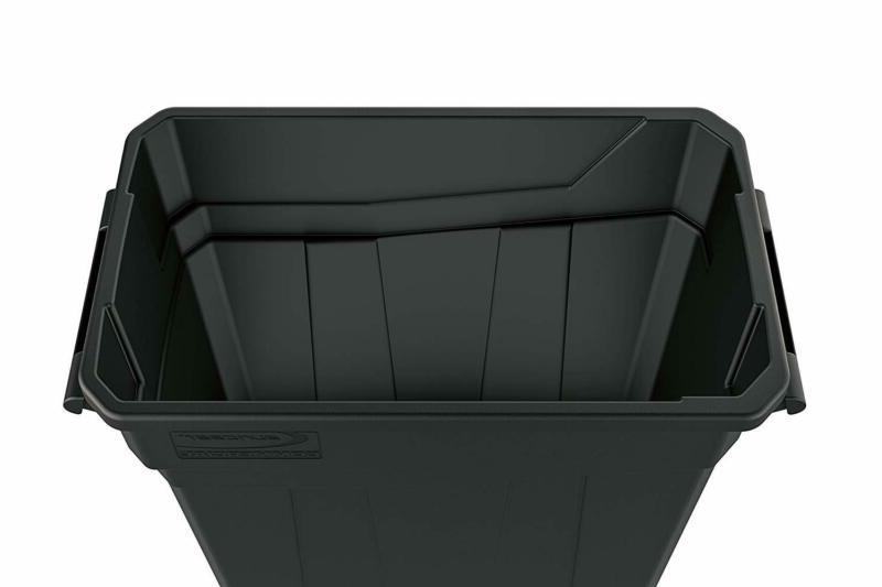 """Suncast Trash Can With 30.00"""" Height X 11."""
