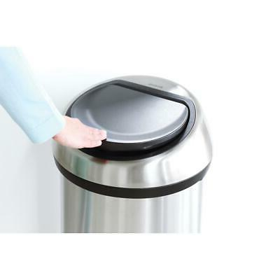 Brabantia Touch Can 16 Steel Print
