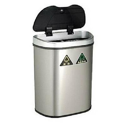 Trash Cans For Kids Room Bin Combo With Lid Touchless