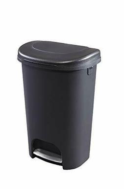 NEW 2019 VERSION Step-On Lid Trash Can Home, Kitchen, & Bath