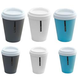 Portable Coffee Cup Trash Cans Wastebasket for Office,Kitche
