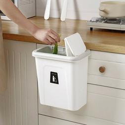 Push-top Trash Can Chef Hanging Automatic Return Lid For Fru