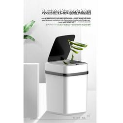 Trash Can Living Room Garbage Automatic Induction Household
